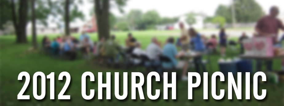 2012 Church Picnic