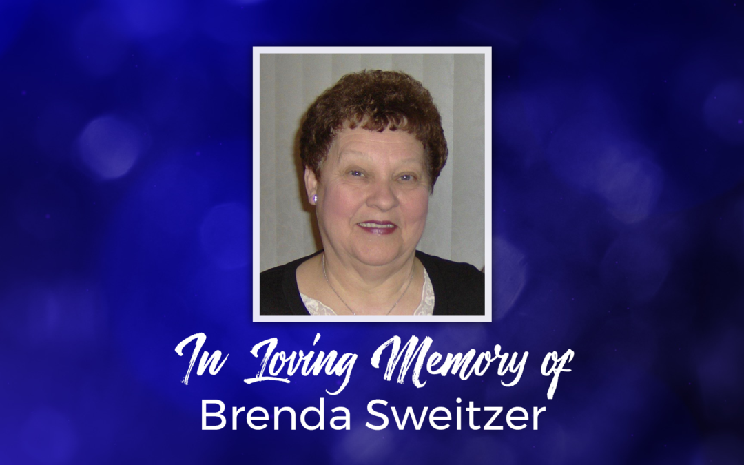 In Loving Memory of Brenda Sweitzer