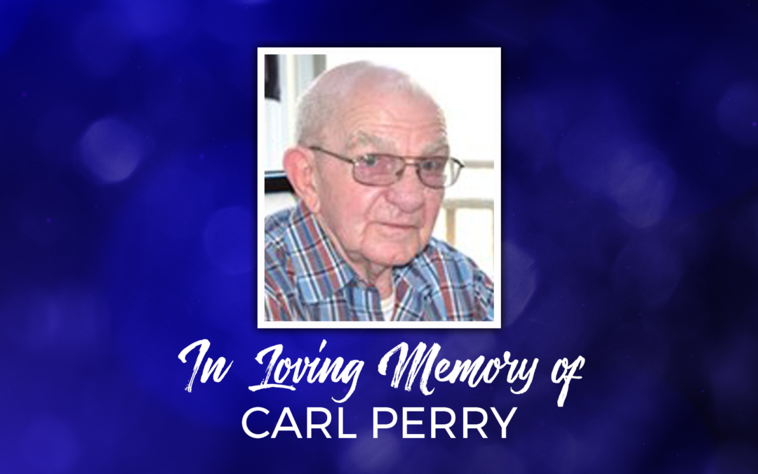 In Loving Memory of Carl Perry