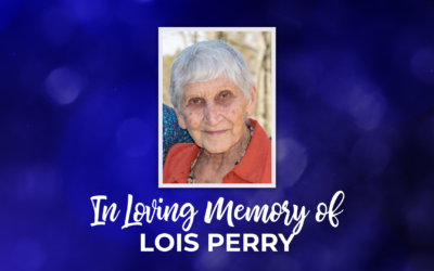 In Loving Memory of Lois Perry